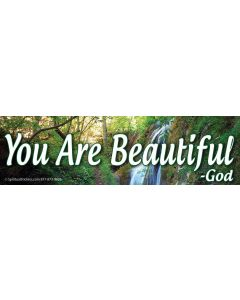 You are Beautiful-God